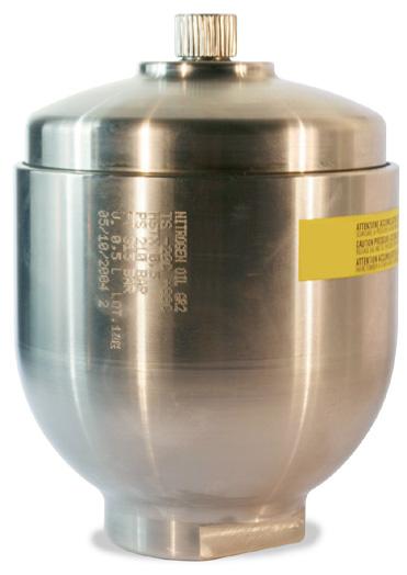 Accessori - Accumulatori idropneumatici a membrana: HSTX